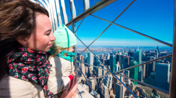 Top Things To Do With Kids In New York City