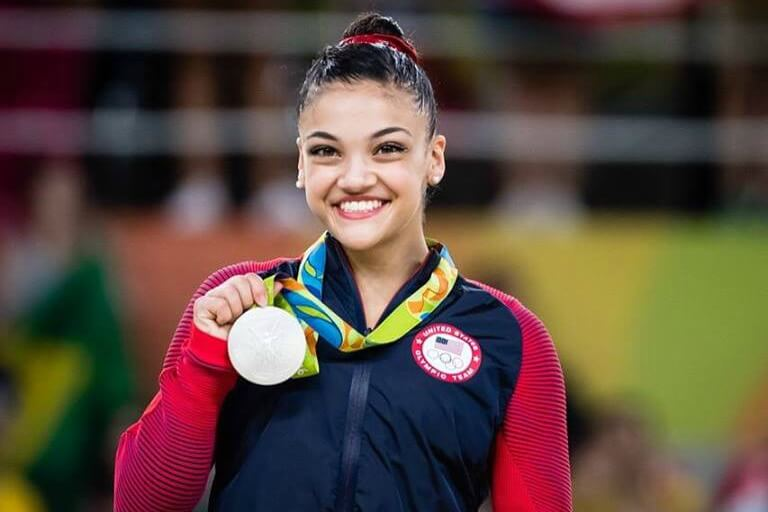 Gym Talk With Laurie Hernandez