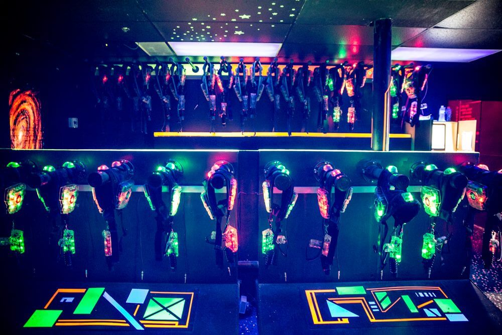 Teen Night Out – Laser Tag Fun