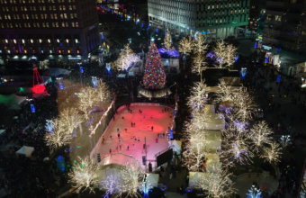 GUIDE TO DETROIT TREE LIGHTING