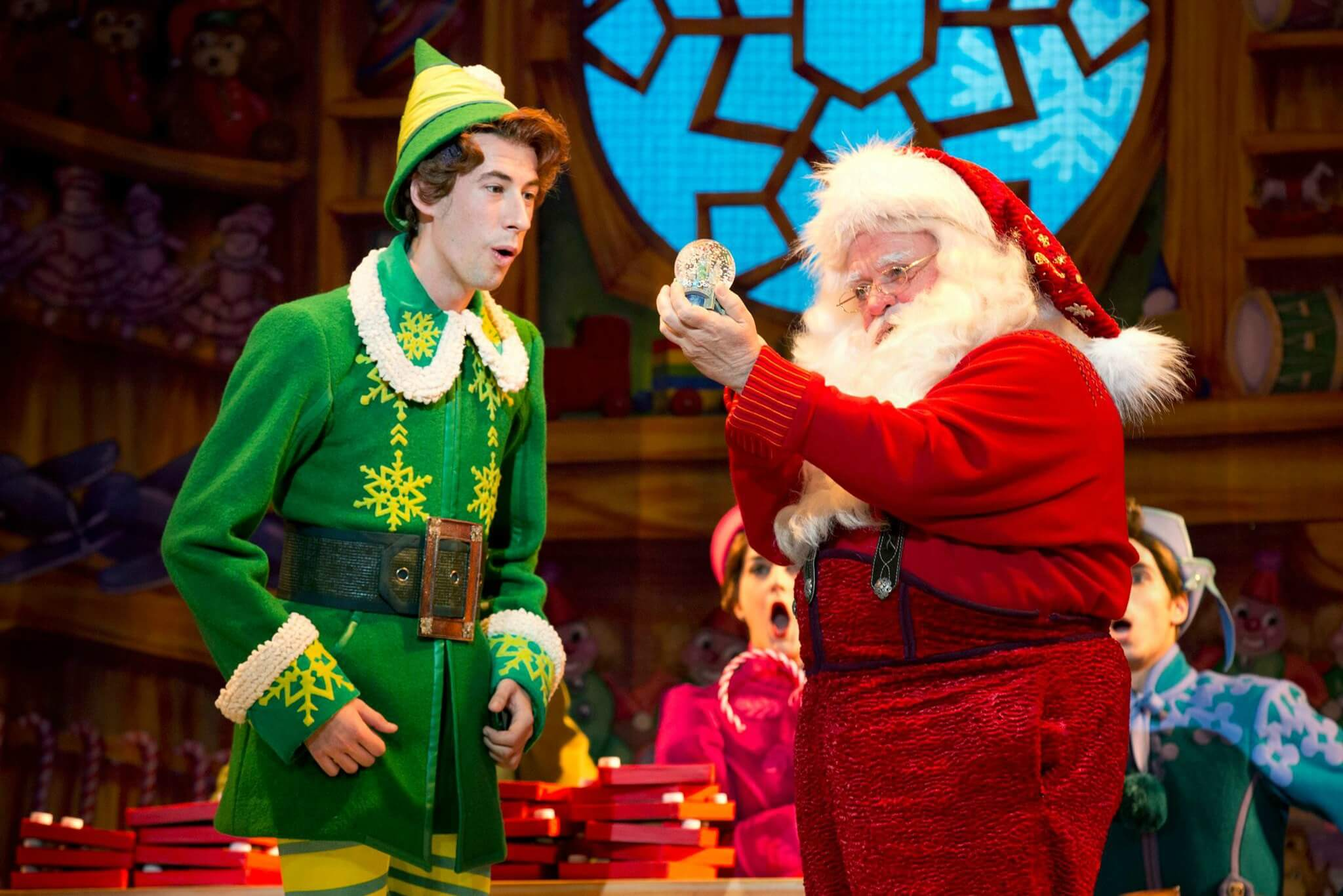 TOP HOLIDAY SHOWS TO SEE THIS SEASON