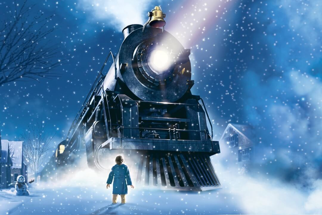 Drive-In Movie: The Polar Express @ Lakeside Mall