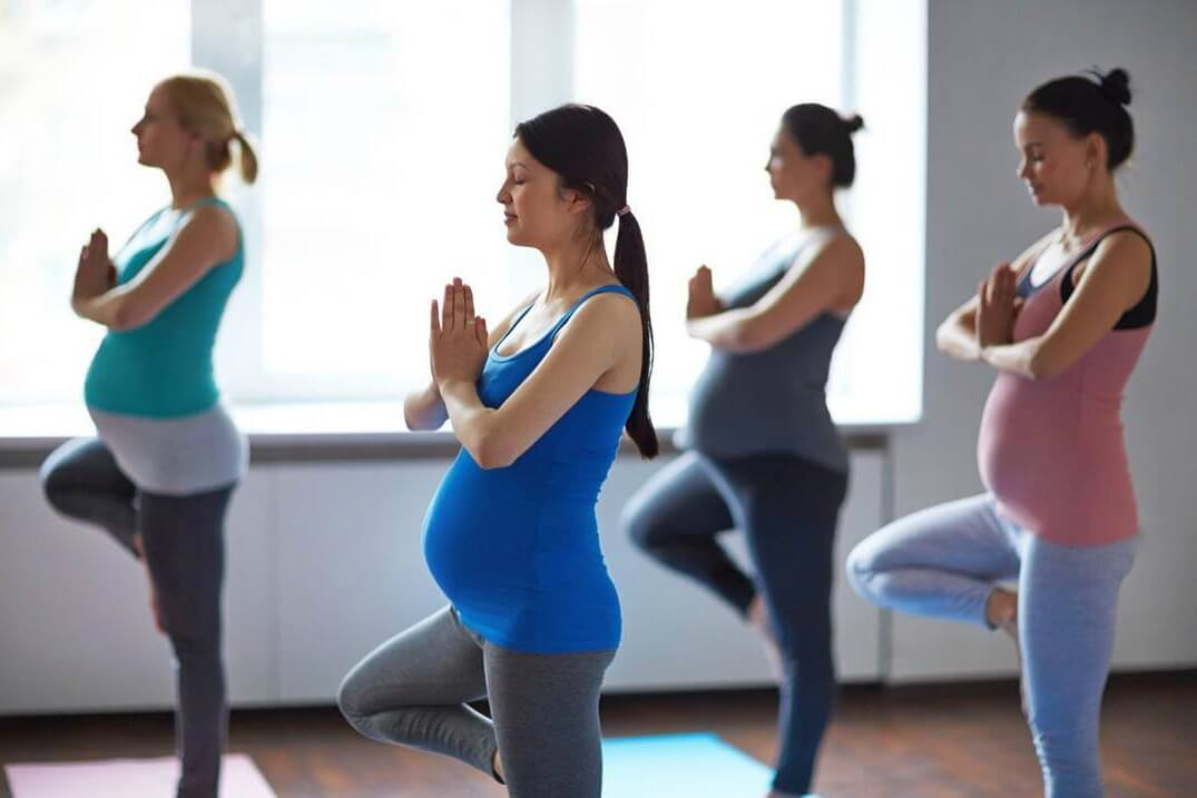 8 PRENATAL YOGA CLASSES IN METRO DETROIT