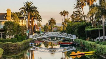 Top Things To Do With Kids In Venice Beach