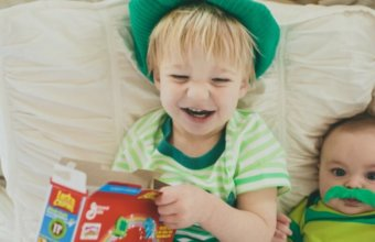 Let Your Littles Be Leprechauns