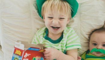 4 Fun + Easy Ways To Celebrate St. Patrick's Day At Home