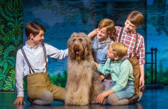 Giveaway: Finding Neverland In Detroit