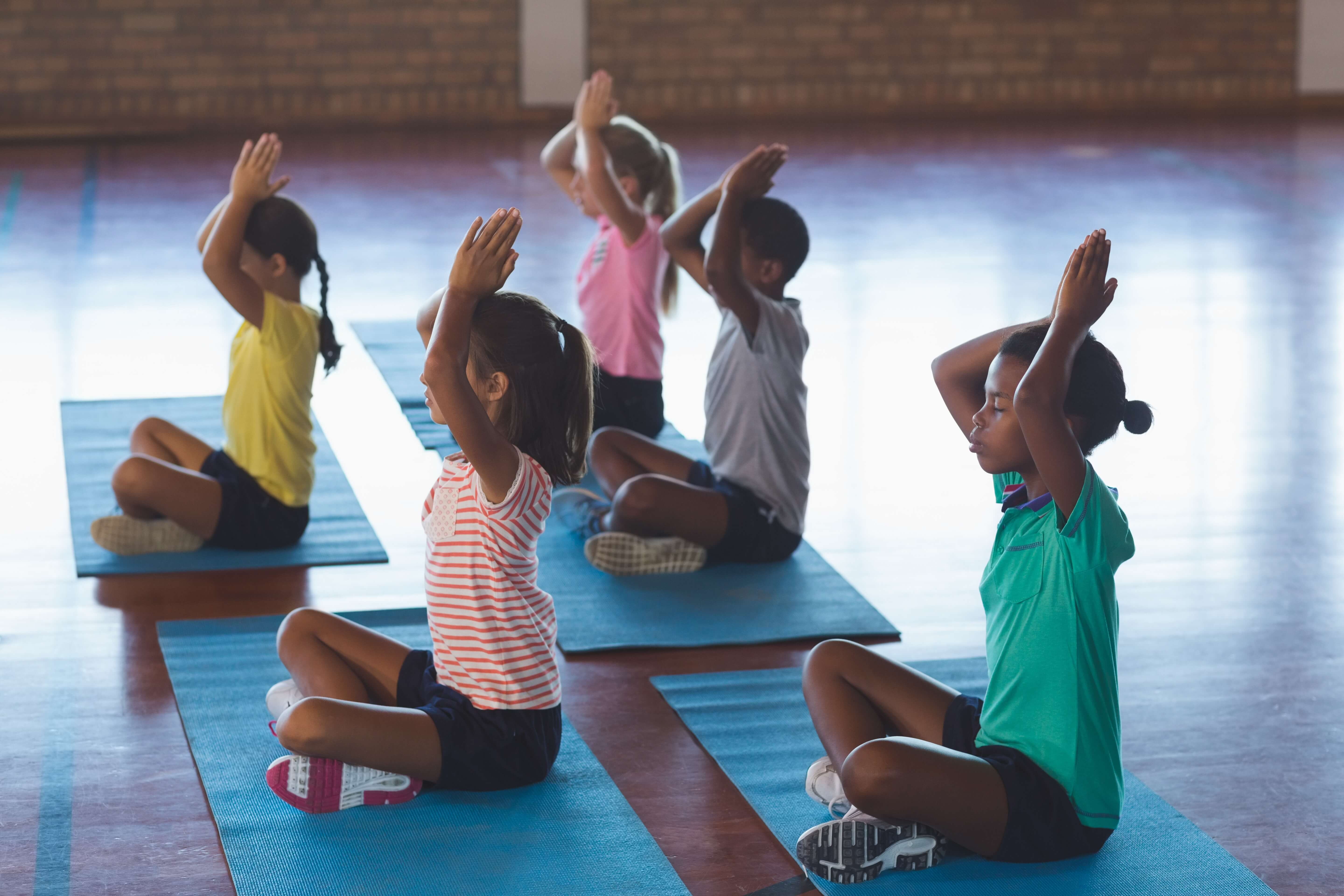 CANCELLED-Kids Yoga (Ages 7-11)