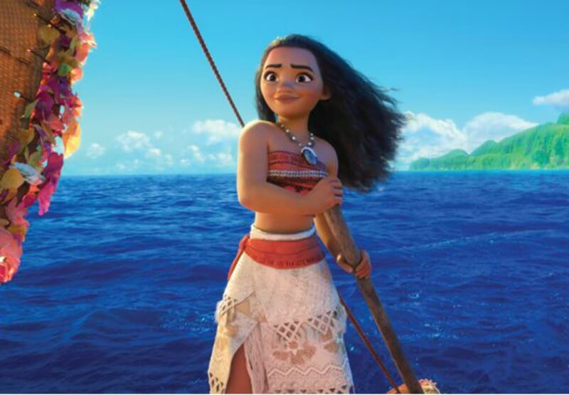 "Disney's ""Moana"" Movie And Kids Day!"