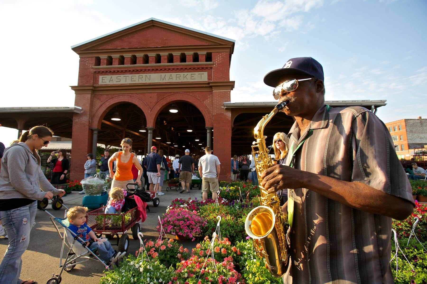 GUIDE TO METRO DETROIT FARMERS MARKETS