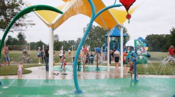 2021 Guide To Splash Pads, Pools + Beaches In Metro Detroit