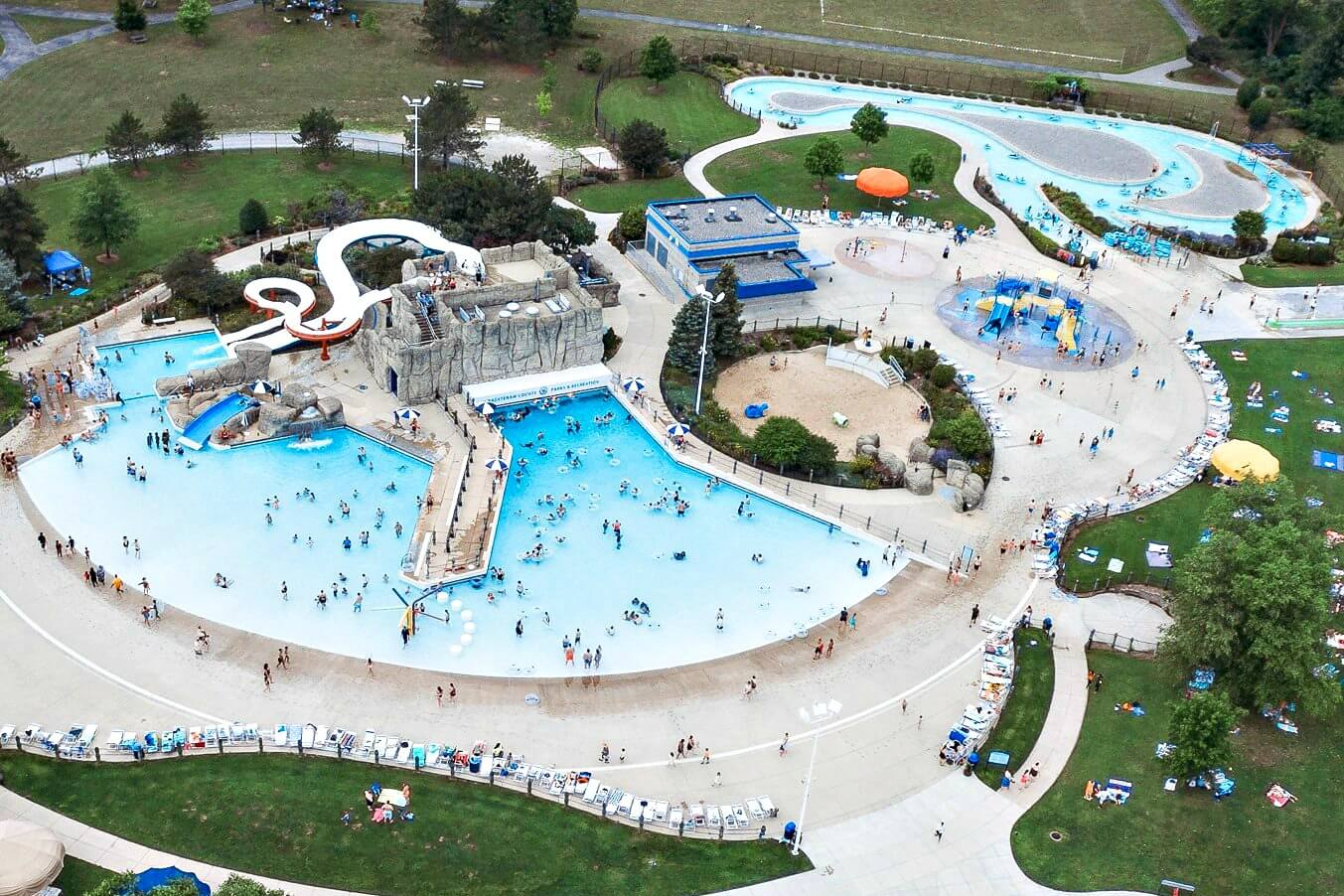 TOP 5 WATERPARKS IN METRO DETROIT