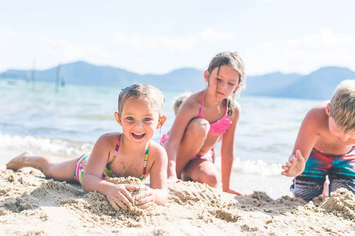 20 Family-Friendly Beaches Open In Metro Detroit