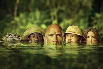 Movie In The Park: Jumanji: Welcome To The Jungle