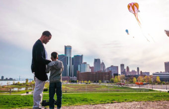 ANNOUNCED: Detroit Kite Festival 2020