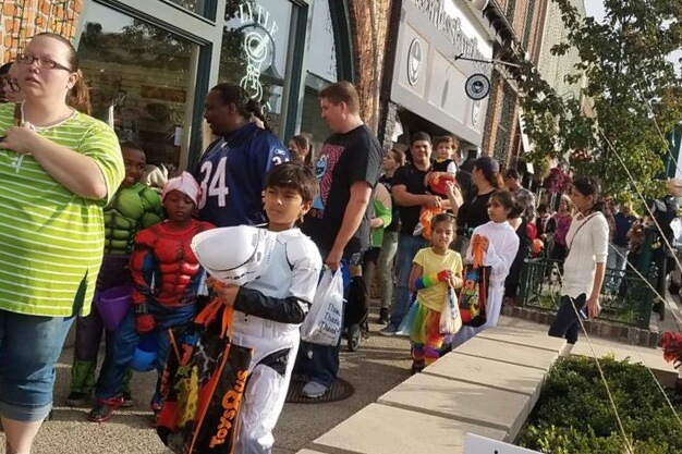 Downtown Rochester's Halloween Festival