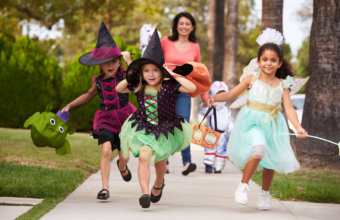 Trick Or Treat Events In Metro Detroit