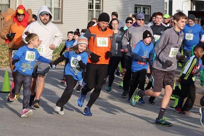 Turkey Trot For A Cause