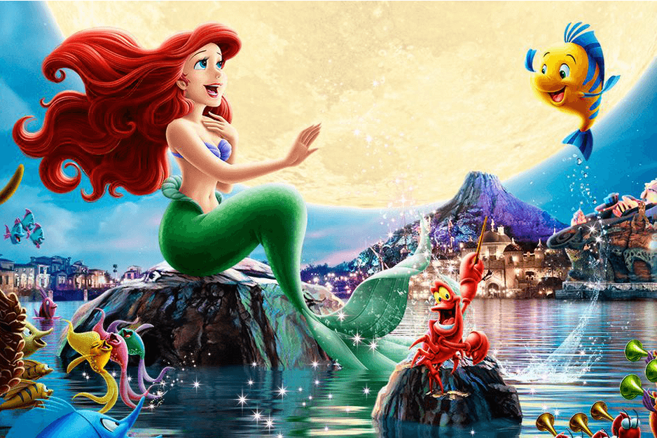 Little Mermaid Sing-A-Long