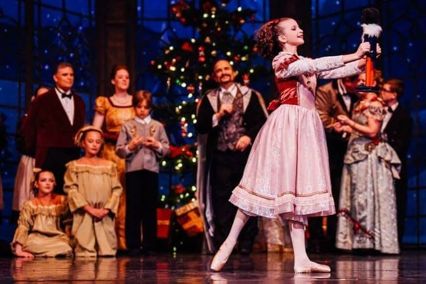 The Nutcracker Ballet With Detroit Symphony Youth Orchestra