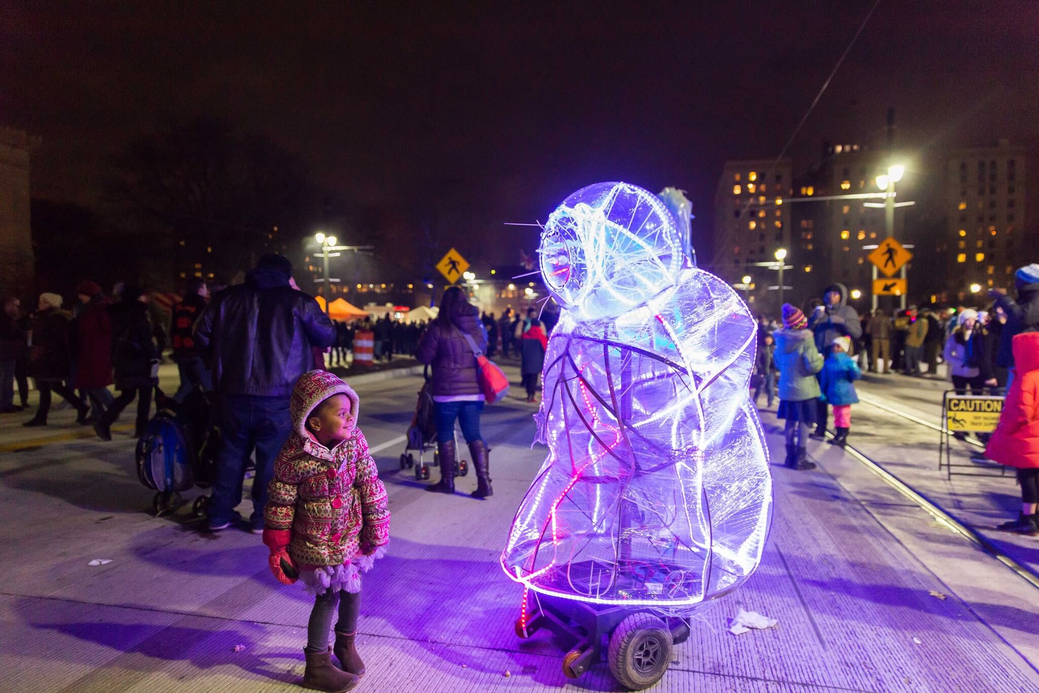 15 Family-Friendly Activities at Noel Night