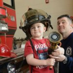 Find A Fire Truck For National Fire Prevention Week!