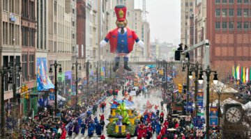 Guide To Detroit's Thanksgiving Day Parade 2020