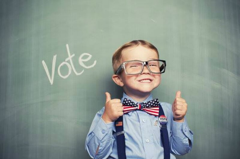 4 Fun Things To Do with KIDS On Election Day