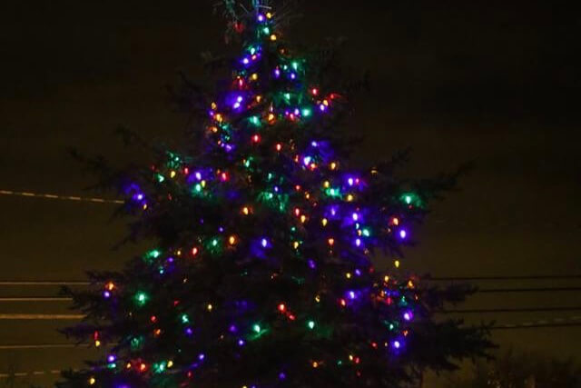 Canton Virtual Tree Lighting