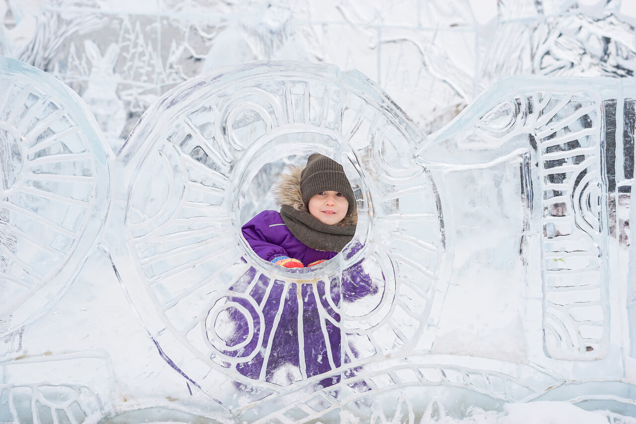 Magical Ice Festival & Free Museum Play