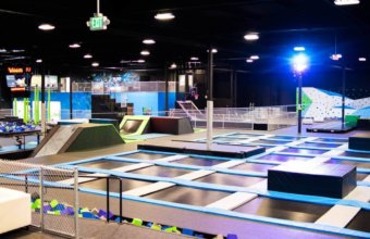 Top Trampoline Parks In Metro Detroit