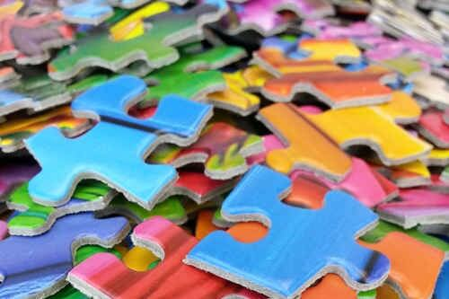 Family Jigsaw Puzzle Contest