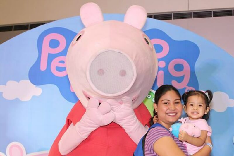 Preview Days! Peppa Pig World Of Play
