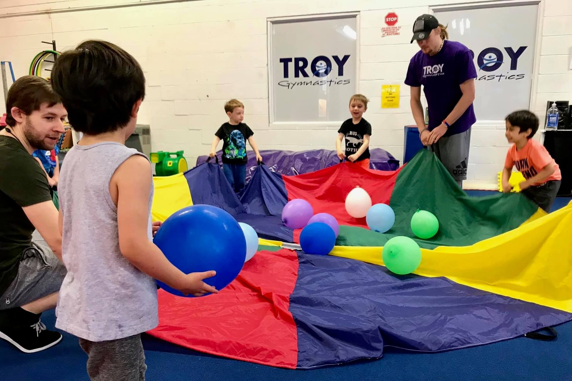 Troy Gymnastics Kids Night Out