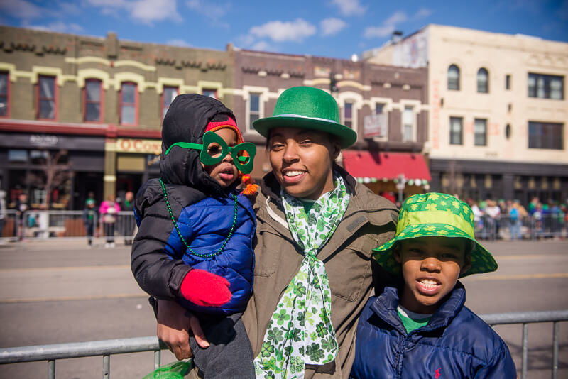 Kid-Friendly St. Patrick's Day Events In Metro Detroit