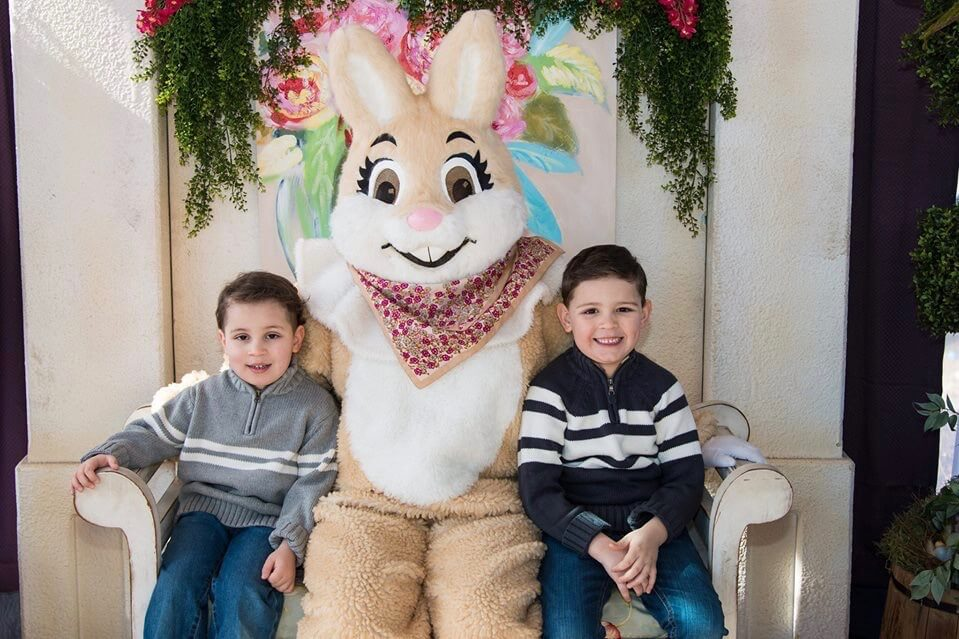 Pictures With Easter Bunny