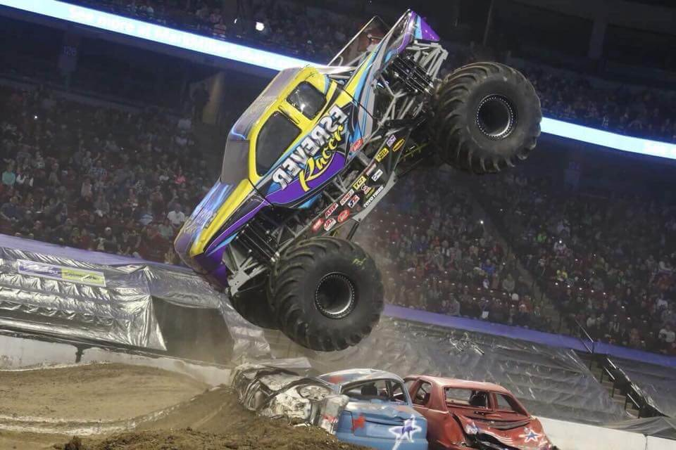 All Star Monster Trucks