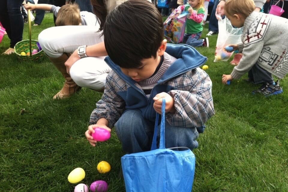 Roseville Easter Egg Hunt