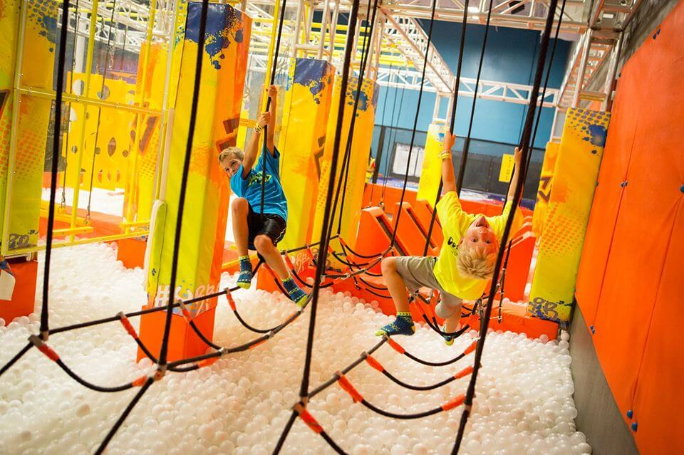 Top Indoor Amusement Centers in Metro Detroit