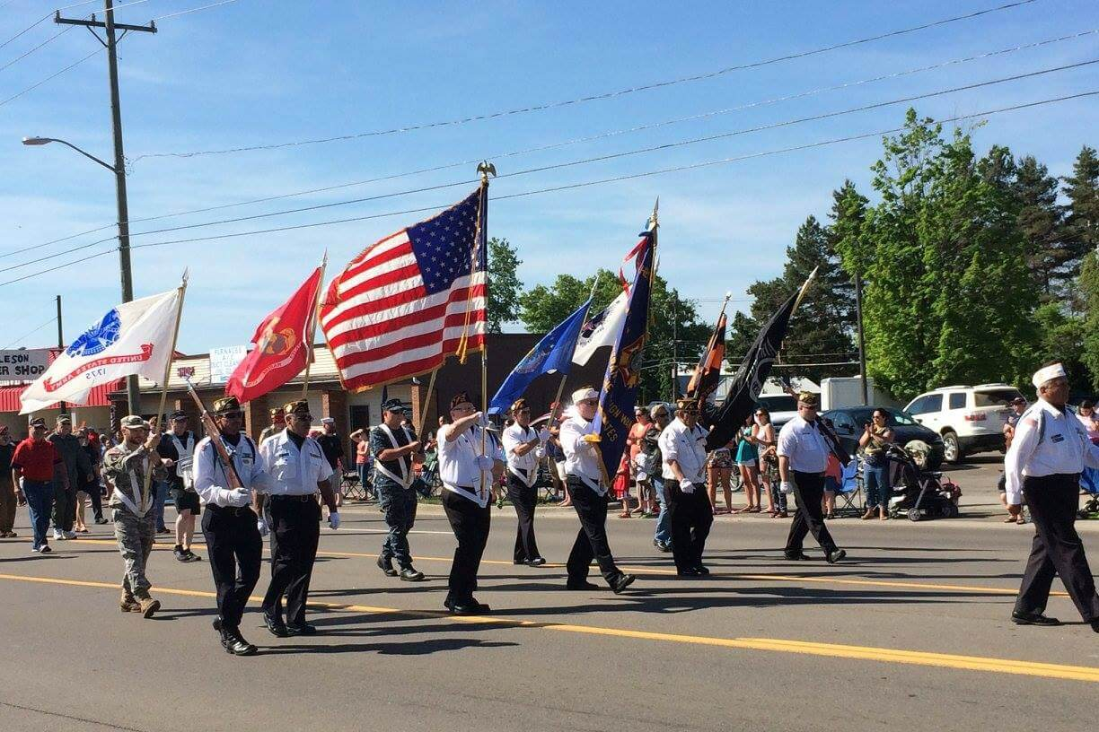 Memorial Day Parade In Waterford