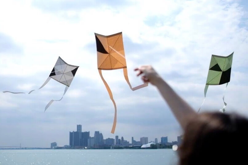 4th Annual Detroit Kite Festival