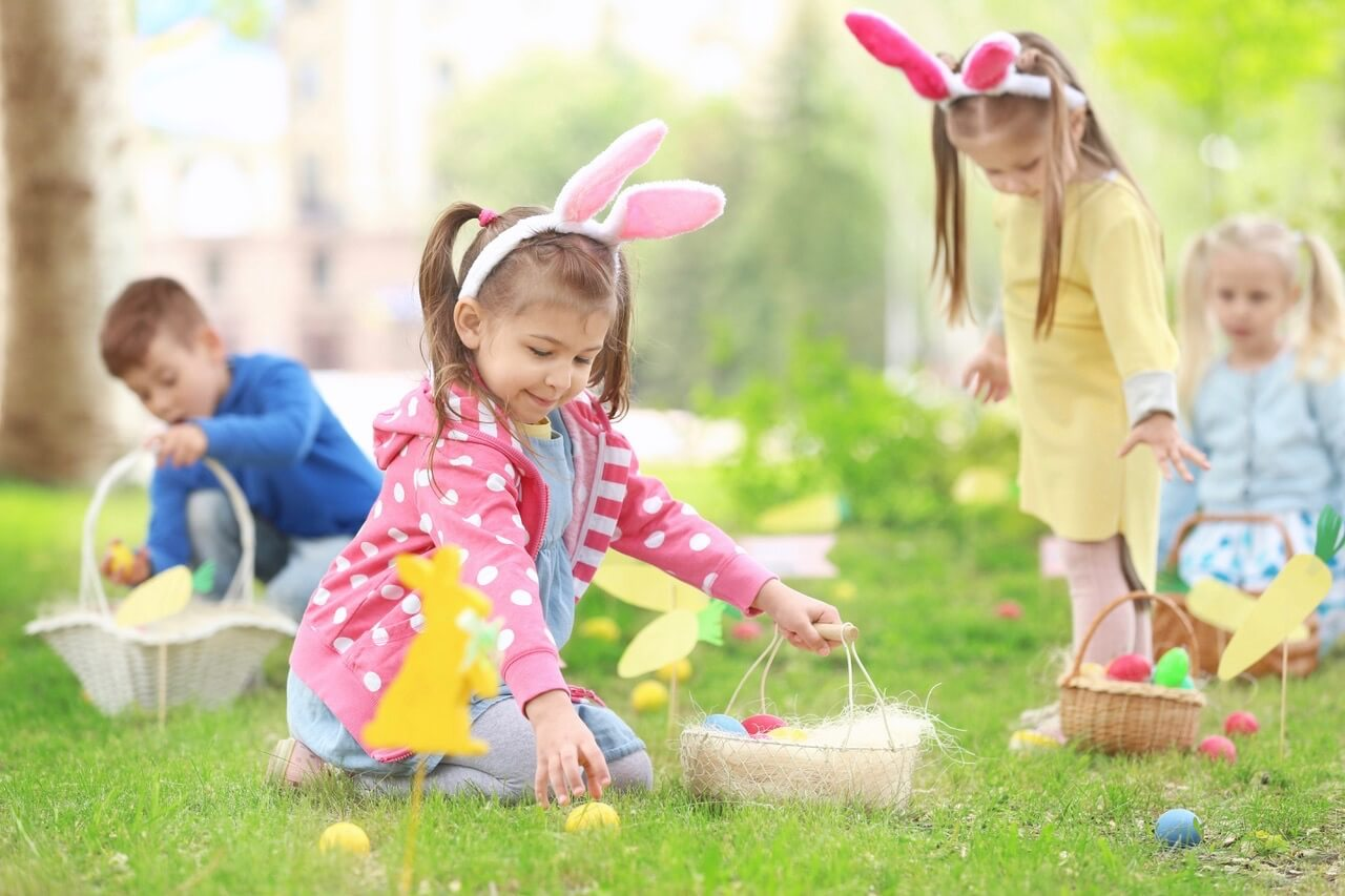 Bunny Trail Egg Hunt