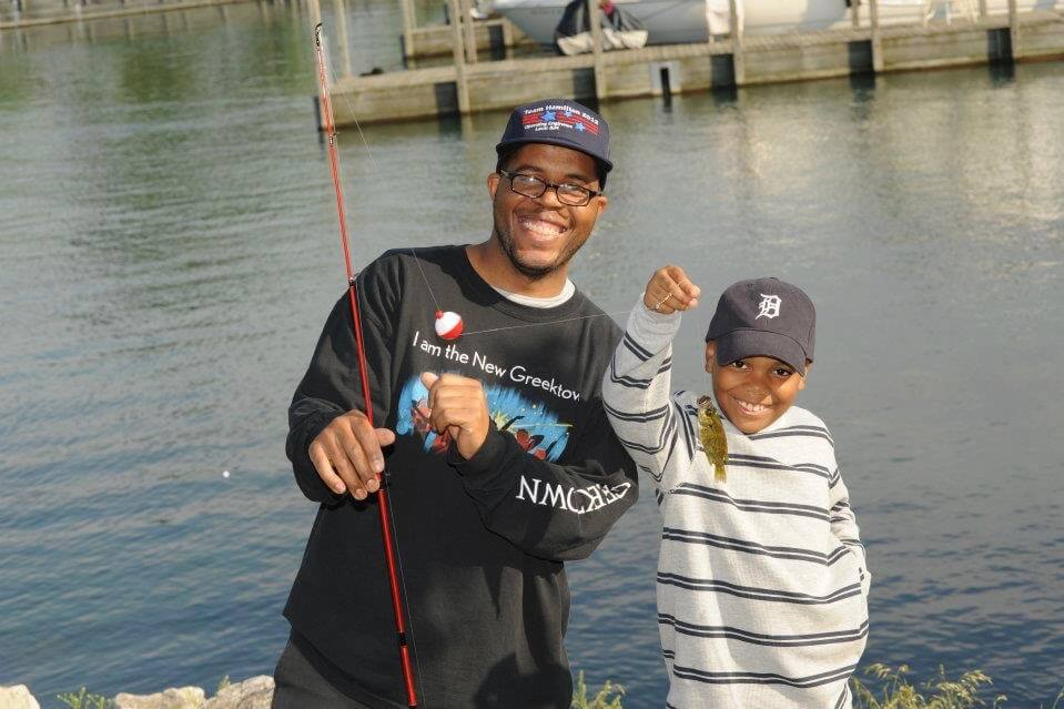 10 Family-Friendly Places To Fish In Metro Detroit