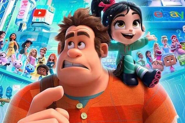 Outdoor Family Movie Night – Wreck It Ralph, Ralph Breaks The Internet