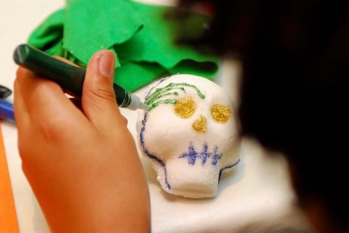 Thursdays At The Museum: Sugar Skulls