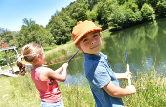 Kid-Friendly Events For Michigan's FREE Fishing Weekend