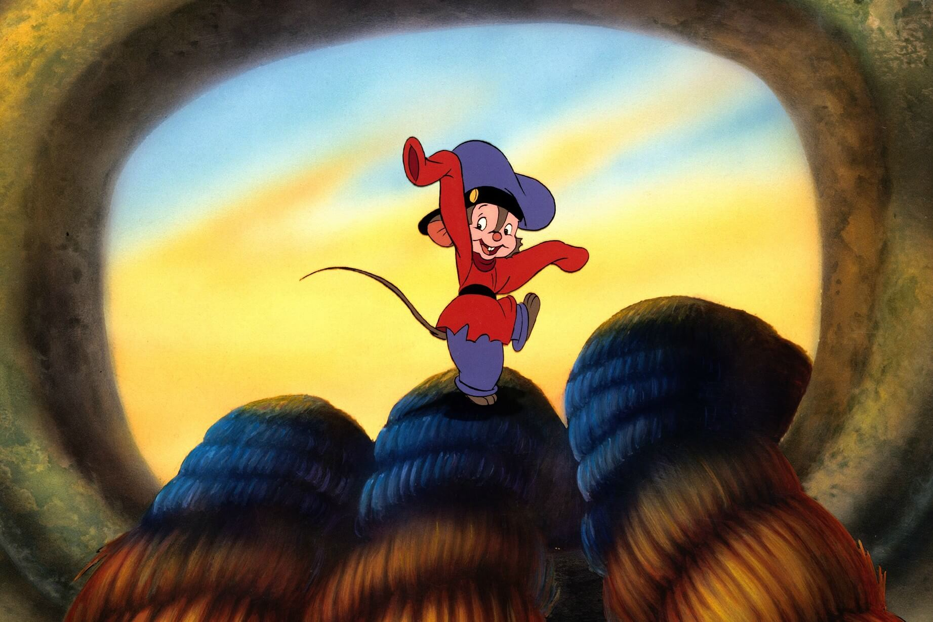 Summer Movies At Emagine – An American Tail