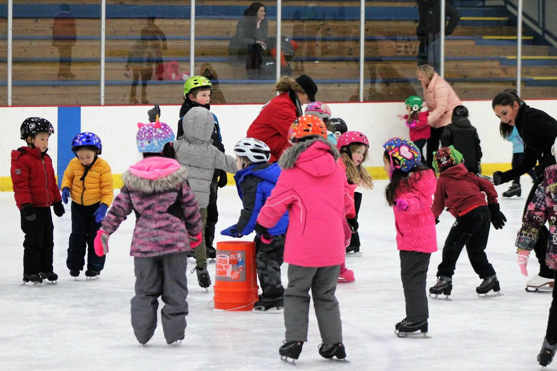 Paint The Ice – Free Event