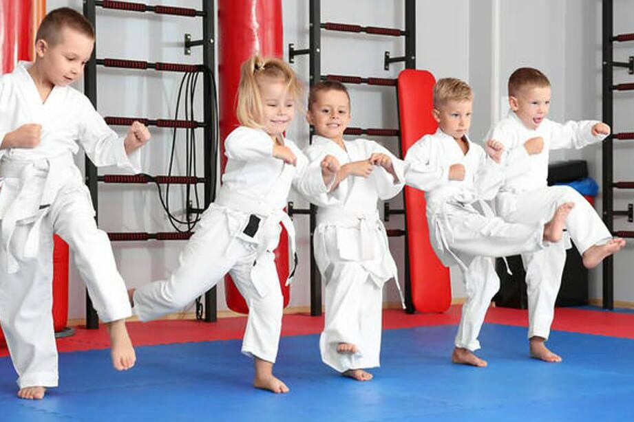 Intro To Karate & Self-Defense