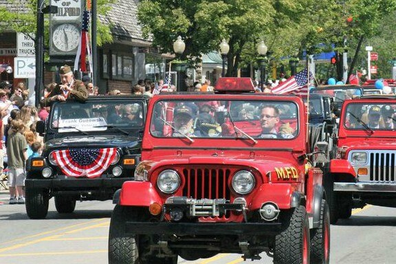 Milford Memorial Day Parade